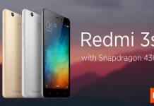 Redmi 3s, Xiaomi