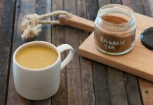 Turmeric Tea, weight loss