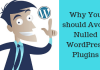 Nulled WordPress plugins, Nulled