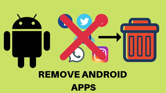 Remove Inbuilt Android Apps Without Rooting | Step by Step - Webwiks